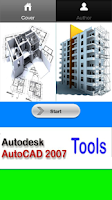 Screenshot of Autocad 2007 Tools