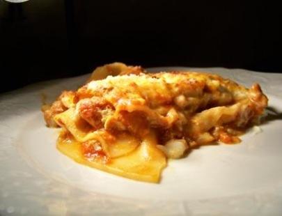 lasagnes assiette 6 12