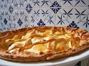 apple pie entière