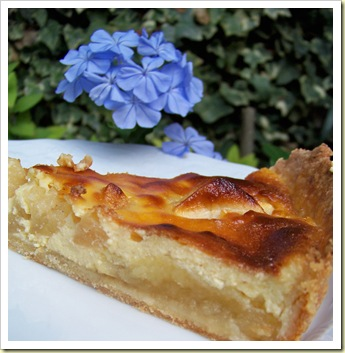 tarte pommes ricotta mascarpone 2