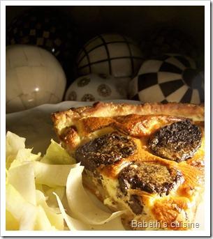 tarte boudin pommes oignons 1