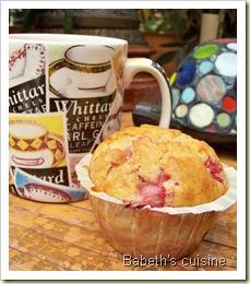 muffins fraises chocolat blanc2