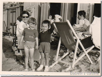 plage 1957