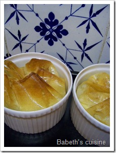 bricks pomme caramel beurre salé