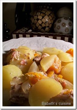 coddle assiette