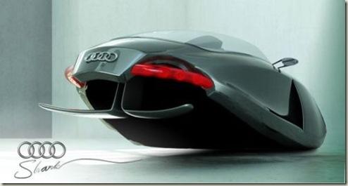 Audi Shark - концепткар