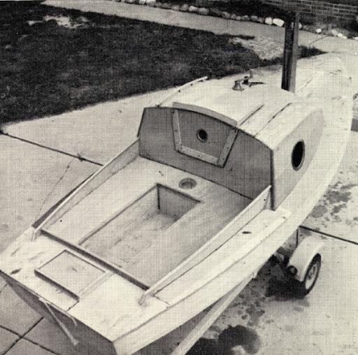 Free Cabin Cruiser Boat Plans Aiiz