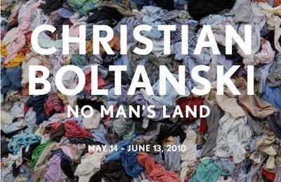 Christian Boltanski No Man's Land
