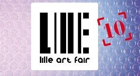 Lille Art Fair 2010 - Foire européenne art contemporain - Grand Palais