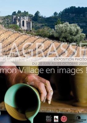 Lagrasse, mon village en images. Photographe Idriss Bigou-Gilles