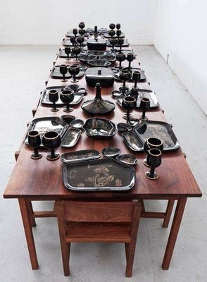 ATELIER VAN LIESHOUT, Mexican Table, 2009