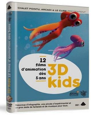 3D Kids Films d'animation