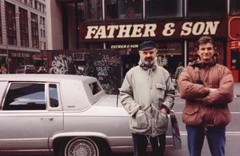 Jan and Zdenek Sverak - Father and Son