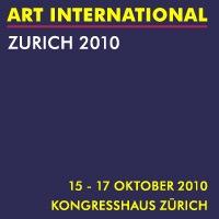 Art International, salon d'art contemporain. Zurich 2010