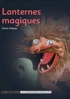 Couverture du livre Lanternes magiques de Elodie Imbeau