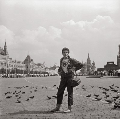 Leonard Gianadda - Moscou en 1957