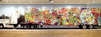 Barnstormers, Billboards @H&M Gallery, NY, 2003