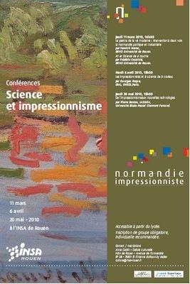Science et Impressionnisme