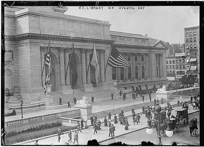 new_york_public_library_vintage_picture