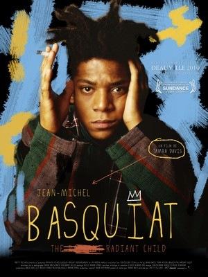 Affiche du film Basquiat de Tamra Davis
