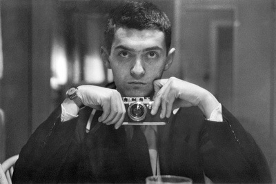 STANLEY KUBRICK, Self-portrait