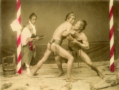 Photo by RAIMUND VON STILLFRIED-RATENITZ, 1872