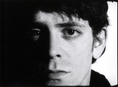 ANDY WARHOL, Lou Reed. Film still courtesy of The Andy Warhol Museum