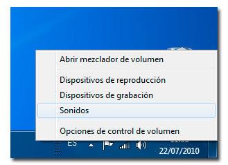 Cambiar y deshabilitar los sonidos del sistema para Windows 7 y Vista