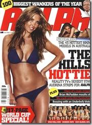 Audrina Patridge Australian Ralph Magazine  June 2010 3