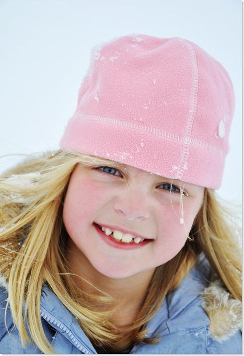 Kaylee - smile