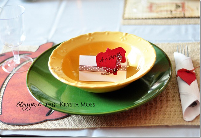 Place setting - 1