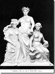 Sydney Water statues