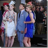 Melbourne Cup Fashion Small