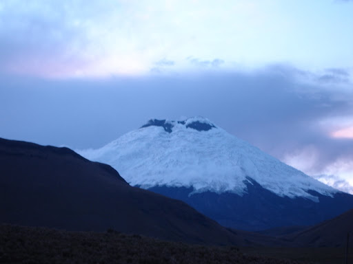 Paisajes imprecionantes en Ecuador
