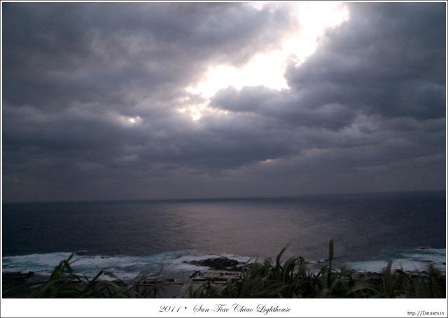 2011-01-01 三貂角的第一道耶穌光