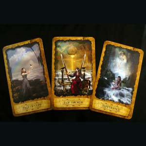 Tarot Cards Judgment Or Aeon Cover