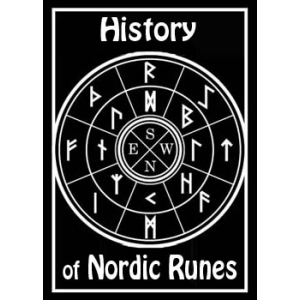 History Of Nordic Runes Cover