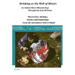 Drinking At The Well Of Mimir An Asatru Man Meanderings Cover