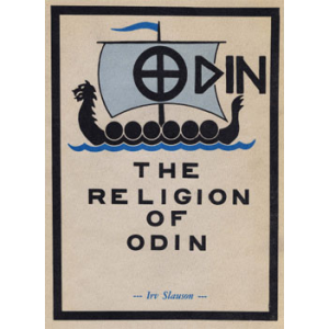 The Religion Of Odin Cover
