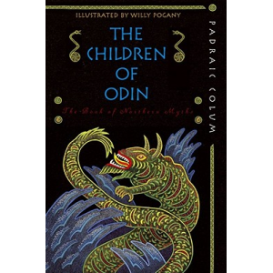 The Children Of Odin The Book Of Northern Myths Cover