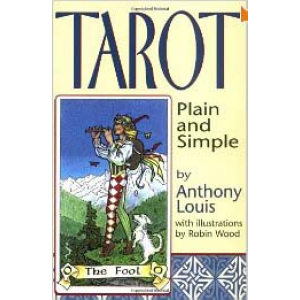 Tarot Plain And Simple Cover