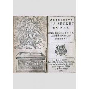 The Secret Book Of Artephius Cover