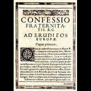 Confessio Fraternitatis Cover