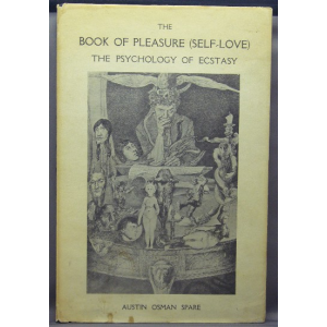 The Book Of Pleasure Or Self Love Cover