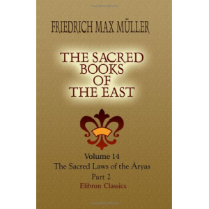 The Sacred Books Of The East Cover