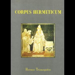 Corpus Hermeticum Hermes Trismegistus Cover