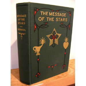 The Message Of The Stars Cover