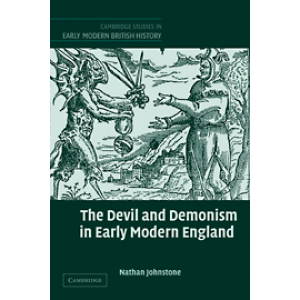 The Devil And Demonism In Early Modern England Cover