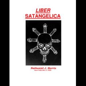 Liber Satangelica Cover