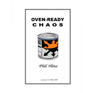 Oven Ready Chaos Cover